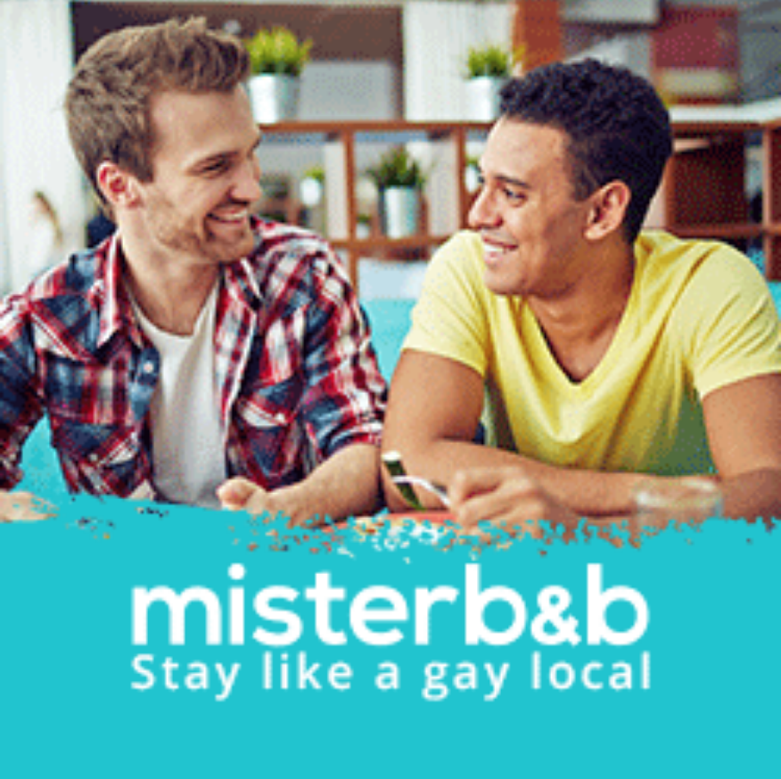 Misterbandb - Stay like a gay local